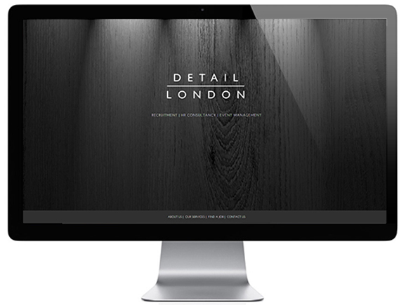 detail london custom wordpress template